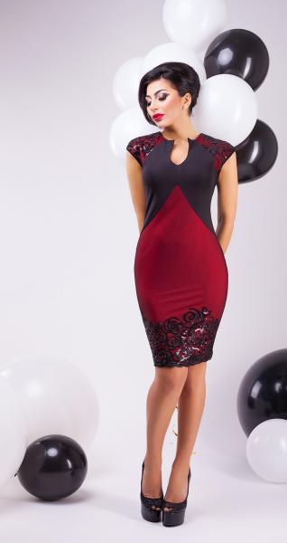 """Вечернее платье """"Алиби"""" (2 цвета)"""