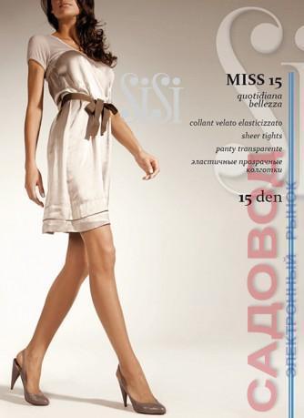 Колготки классические SiSi Miss 15 Код товара: К-564