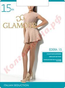 Фото для Дам, Колготки, Колготки классические Колготки классические Glamour Edera 15 Код товара: К-89