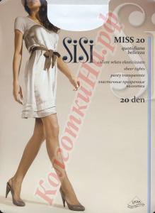 Фото для Дам, Колготки, Колготки классические Колготки классические SiSi Miss 20 Код товара: К-418