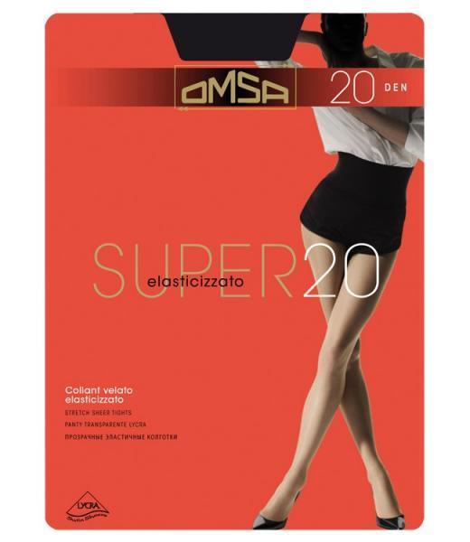 Колготки классические Omsa Super 20 den Код товара: К-554