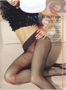 Фото для Дам, Колготки, Колготки модные Колготки сетка SiSi Be Free rete с заниженной талией Код товара: К-88