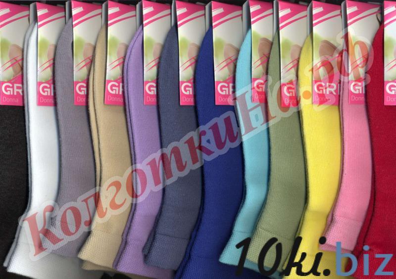 Носки женские хлопковые цветные низкие (короткие, спортивные) Griff Donna D4U3 Код товара: К-436 Носки, гольфы, гетры женские в Москве