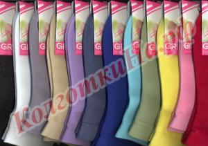 Фото для Дам, Носки женские Носки женские хлопковые цветные низкие (короткие, спортивные) Griff Donna D4U3 Код товара: К-436