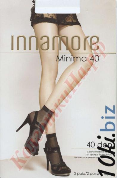 Носки полиамидные INNAMORE Minima 40 den calzino Код товара: К-428 Носки, гольфы, гетры женские в Москве