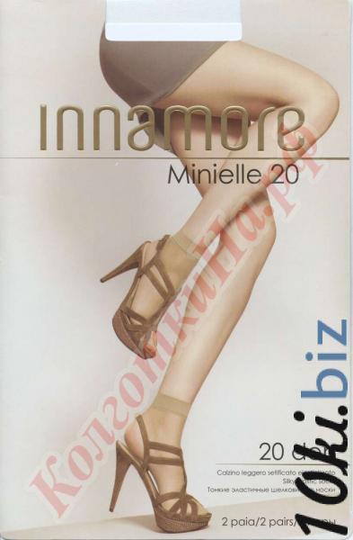 Носки капронвые INNAMORE Minielle 20 den calzino Код товара: К-276 Носки, гольфы, гетры женские в Москве