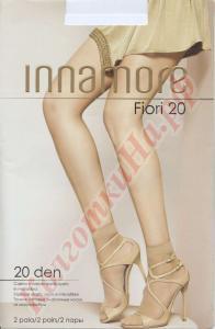 Фото для Дам, Носки женские Носки из микрофибры INNAMORE Fiori 20 den calzino Код товара: К-429