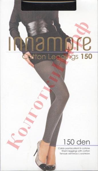 Леггинсы хлопковые INNAMORE Cotton Leggings 150 Код товара: К-214