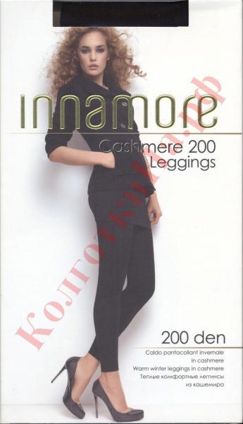 Леггинсы тёплые с кашемиром INNAMORE Cashmere 200 Leggings Код товара: К-380