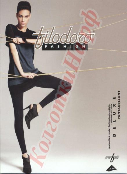 Леггинсы плотные из микрофибры Filodoro Deluxe Pantacollant Код товара: К-183