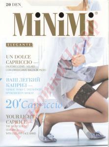 Фото для Дам, Чулки Чулки классические MiNiMi Capriccio 20 Код товара: К-452