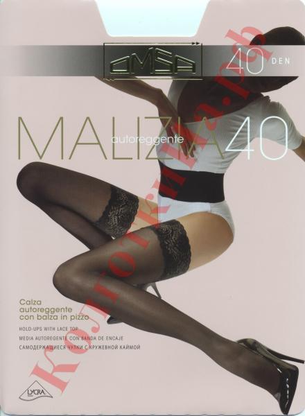 Чулки классические Omsa Malizia 40 Код товара: К-153