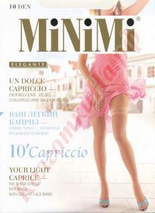 Фото для Дам, Чулки Чулки летние, ультратонкие, невидимые MiNiMi Capriccio 10 Код товара: К-479