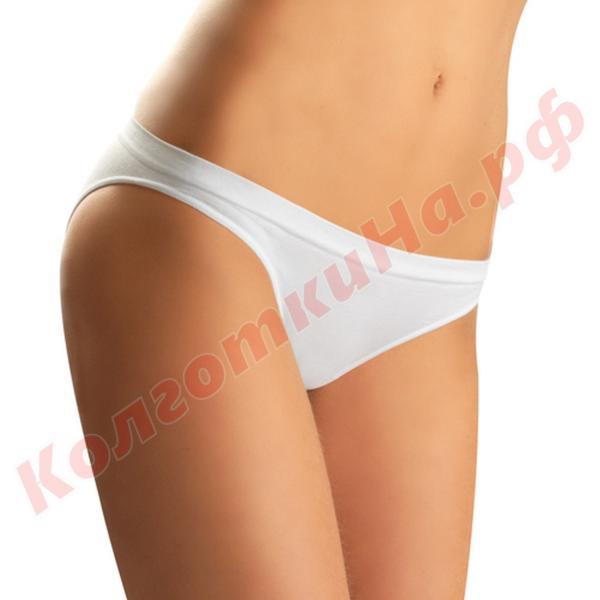 Трусики-слип женские бесшовные Intimidea Slip vita bassa you&me cotton Код товара: К-237