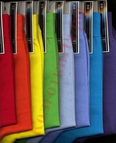 Носки мужские модные хлопковые классические цветные LORENZ line classic К1 Код товара: К-339