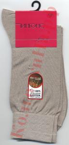 Фото для Мужчин, Носки и гольфы мужские Носки мужские летние тонкие хлопковые (100 % мерсеризованный хлопок) однотонные Пингонс Persona 3В1 Код товара: К-300