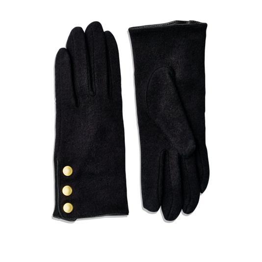 (28779)Перчатки «Черный тюльпан»