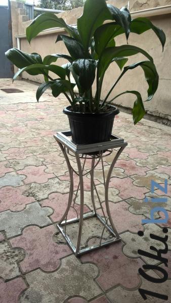 """Подставка для цветов """"Стойка"""" купить в Павлодаре - Подставки и опоры для растений с ценами и фото"""