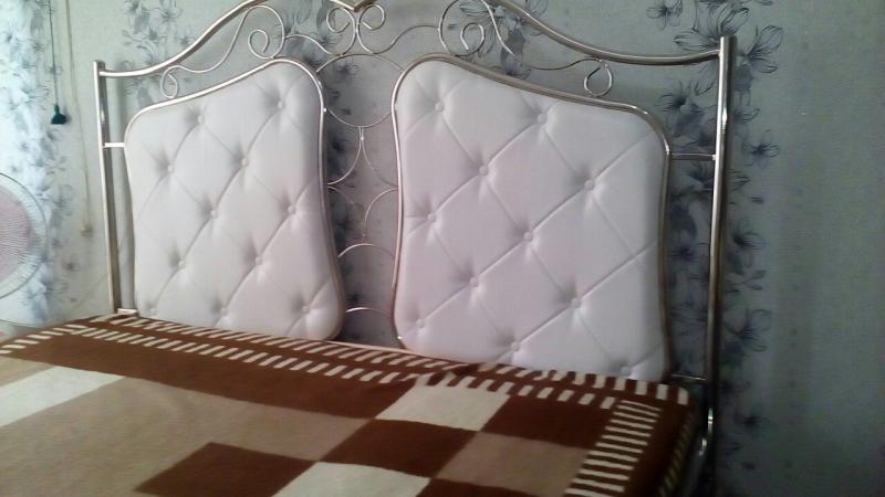 """Двуспальная кровать """"Виктория"""""""