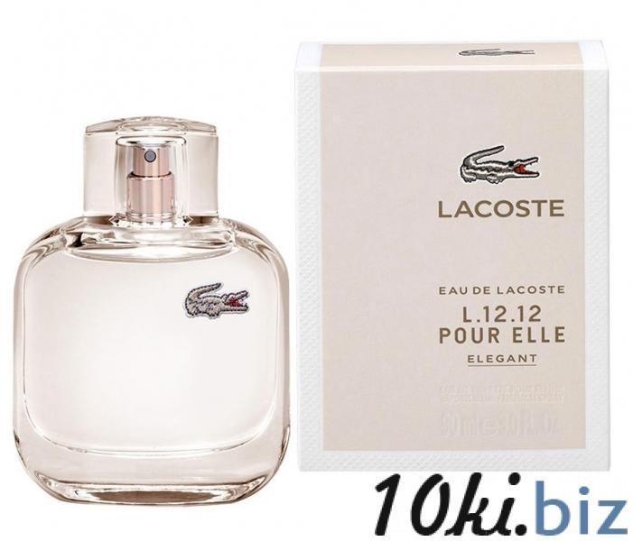 Туалетная вода Lacoste L.12.12 Pour Elle Elegant  90 мл. купить в Вологде - Парфюмерия