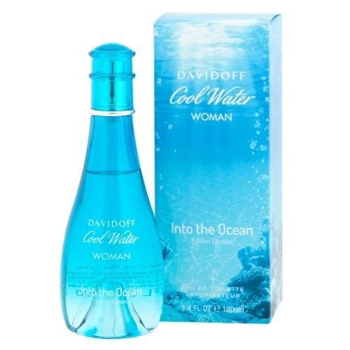 Туалетная вода Davidoff Cool Water Into The Ocean for Women  100 ml