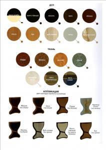 Фото Кухни, столы, табуретки, стулья и уголки, Уголки и табуретки производителя Компанит Италия
