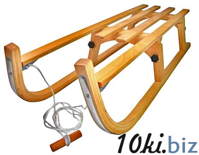 Санки Alpen Wooden Foldable Sled 110 Товары для парков аттракционов на Электронном рынке Украины