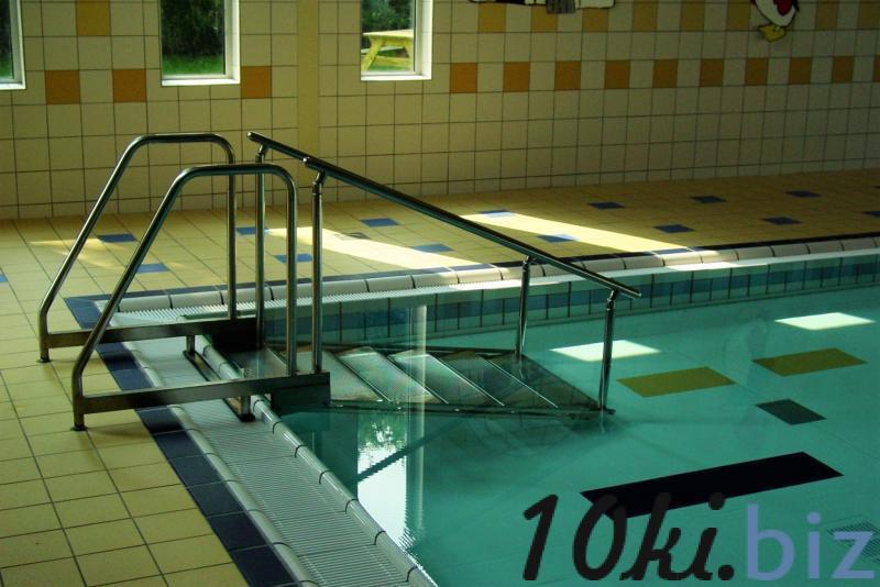 Лестницы для бассейнов из нержавейки Лестницы в Алмате