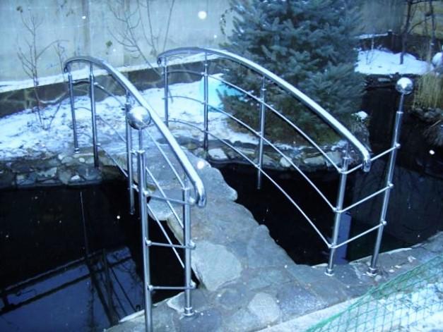 Мостики для бассейнов