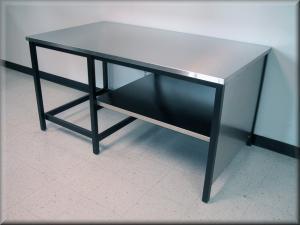 Фото Оборудование для баров, ресторанов, кафе и столовых Столы, шкафы, мойки, прилавки