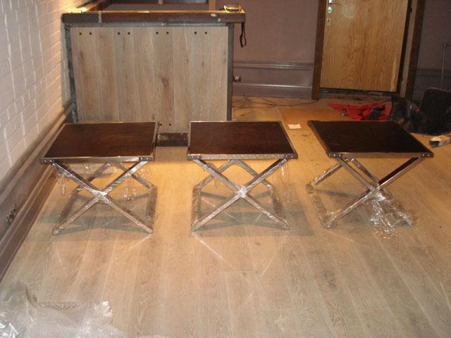 Столы, стулья, диваны и кресла