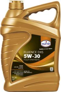 Синтетическое моторное масло Eurol Fluence 5W-30 DXS-5L