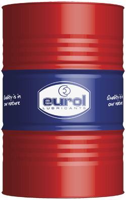 Фото Eurol, Полусинтетическое моторное масло Полусинтетическое моторное масло Eurol Turbosyn 10W-40-210L