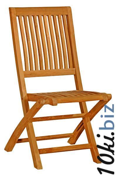 Тиковый стул раскладной TE-05T Товары для парков аттракционов на Электронном рынке Украины