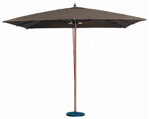 Зонт садовый wp004 бежевый