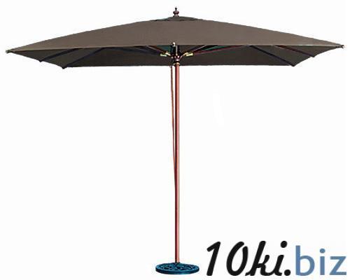 Зонт садовый wp004 бежевый Садовые и пляжные зонты в Украине