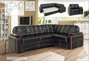 Фото Диваны, кровати и матрасы , Диваны производителя Мебель-сервис Лексус угловой