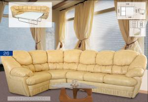 Фото Диваны, кровати и матрасы , Диваны производителя Мебель-сервис Магнат угловой
