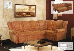 Фото Диваны, кровати и матрасы , Диваны производителя Мебель-сервис Мадрид угловой 1