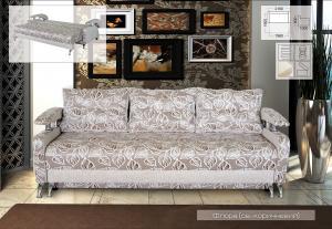 Фото Диваны, кровати и матрасы , Диваны производителя Мебель-сервис Мальва