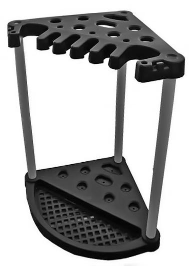 Органайзер Corner Tool Rack для садовых инструментов