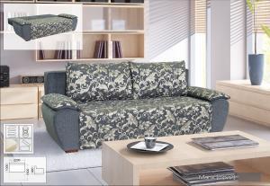 Фото Диваны, кровати и матрасы , Диваны производителя Мебель-сервис Манго