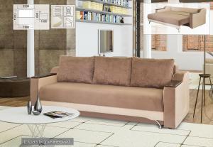 Фото Диваны, кровати и матрасы , Диваны производителя Мебель-сервис Невада