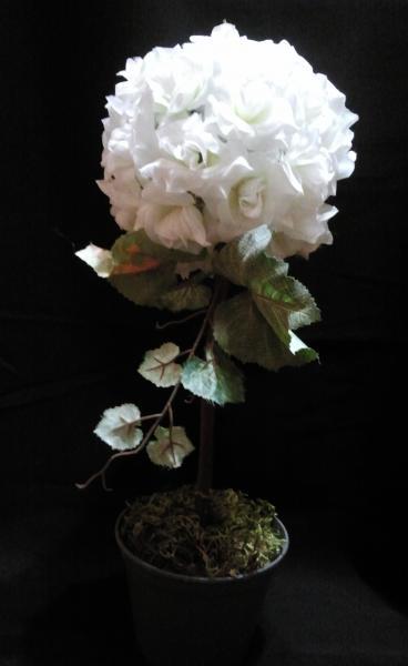 """Дерево счастья """"Белые розы"""""""