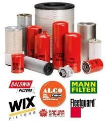 Фото  Фильтры и фильтрующие элементы для грузовиков, спецтехники и сельхозтехники