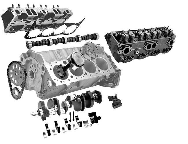 Запасные части к двигателям Caterpillar, Komatsu, Cummins, Perkins, Deutz, Weichai, John Deere
