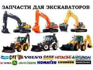 Фото  Запасные части к дорожно-строительной технике Case