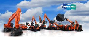 Фото  Запасные части к дорожно-строительной технике Doosan