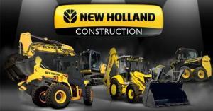 Фото  Запасные части к дорожно-строительной технике New Holland