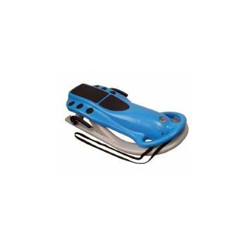 KHW Санки Snow Speed 20500 (голубой)  с тормозом